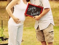 Baby Announcements and Maternity Photography / Cute ways to announce your pregnancy or arrival of your new baby. / by HALO® SleepSack®