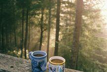 Káva+príroda=❤