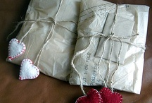 wrapping / by Sue Cline