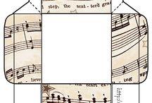 Crafts  paper / by Ginger DiGalbo Katz