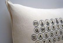 Pillow Talk / by Mary Beth Horsington