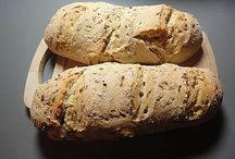 Brötchen, Brot, Baguette