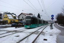 Linz Linien GmbH - Bombardier Cityrunner / Sie sehen hier eine Auswahl meiner Fotos, mehr davon finden Sie auf meiner Internetseite www.europa-fotografiert.de.