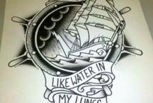 Tattoos / by Ali