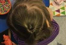 Penteados q eu fiz - hairstyles I did