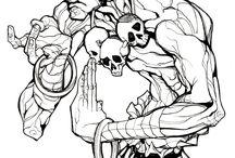 Street Fighter - Line