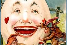 Alice in W: Humpty Dumpty / Alice in wonderland