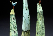 Clay / Beautiful things made of earth, often overlapping with Face Time / by Chris Boyette