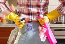 Housekeeping~Hacks and Habits