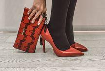 """Shoesaholic / """"C'è un solo modo per attirare una donna: essere se stessi oppure essere una scarpa."""""""