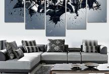 batman decor