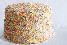 Violet's 4th Birthday / Confetti
