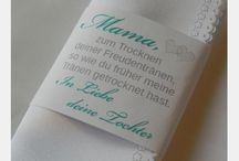Liebevolle Geschenkideen / Professionell handgefertigt - gern auch nach ihren individuellen Wünschen! www.facebook.com/nina.creative.for.you www.creative-for-you.at