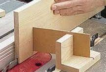 guias en madera para corte