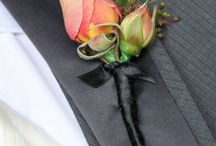 Wedding Buttonholes / Wedding Buttonholes By Jaclyn Roma Floral Design