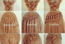 Hair / Cool hair styles