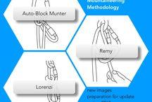 Mountaineering Methodology / Mountaineering and rockclimbing