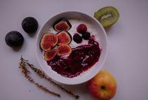 Breakfast - petit-déj / Ideas for simple breakfast