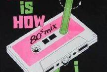 Misunderstood / Retro 90's Urban Neon Vibrant