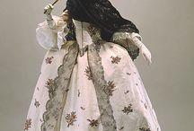 XVIII siècle swag