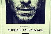 Michael Fassbender / by Agena Boyamba