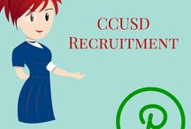 CCUSD Recruitment / All things recruitment in this awesome district!