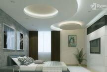 False Ceiling - Master Bedroom