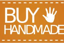Buy Handmade / When you purchase handmade you are purchasing a product that is designed and crafted with love, care & attention to detail. #buyhandmade
