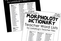 Morphology!!