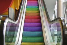 Rainbows / by Stephanie Gibson