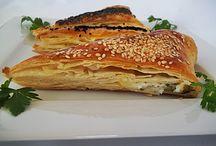 Ekmek börek / İyi ekmek
