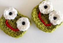 Crochet / by Rosie Whitmore