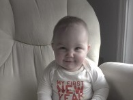 My Granddaughter Lacey