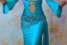 Baladi dresses