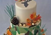 cakes / by Blair Bitting