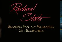 Rachael Slate Books / All things Rachael Slate