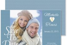 Save the Date Ideas / Ideas around how to get out that special message to save the date!  #savethedate #weddingplanning