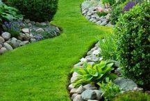 Idee per progettazione di giardini