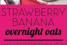 Food - overnight oats