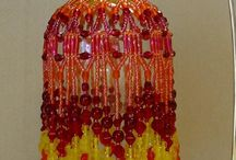 christmas ornament - beaded / by Judy Rosmus