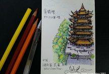 junyoung sketchbooks