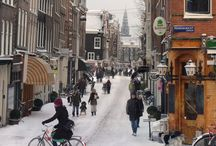 Cycling the Low Countries / On my bucket list! / by Martha Winebarger