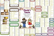 Readers theater / by Jennifer Turner
