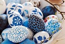 pasqua/ easter eggs