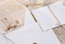 Small Wedding Details: How To Use A Wax Seal