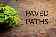 Paved Paths / All the ways that cement and stones combine to lead the way.