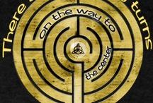 Labyrinths--inspiration and meditation
