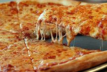 Pizza / Pizza. Chicago deep dish. Stuffed. Thin crust. Looking for cheesy, crusty and tasty wherever it is.