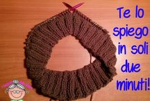 tutorial maglia ai ferri
