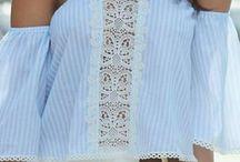 blusas y short